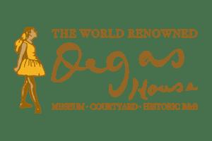Degas House Logo
