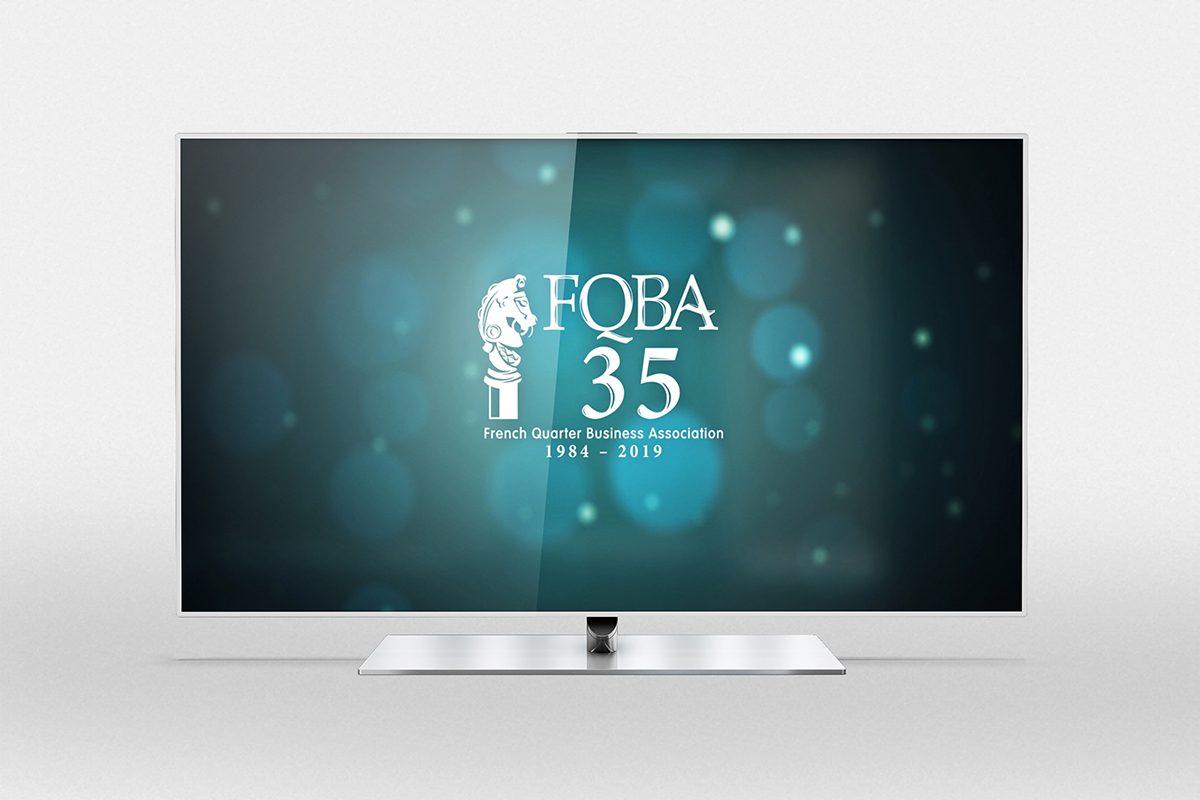 FQBA ANNIVERSARY COMMERCIAL MOCKUP