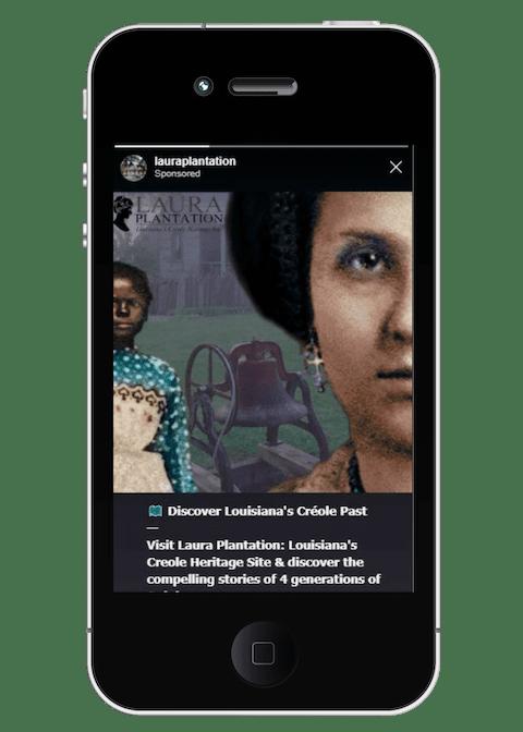 Laura Plantation social media