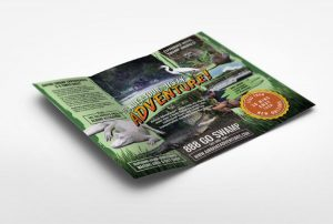 airboat adventures brochure