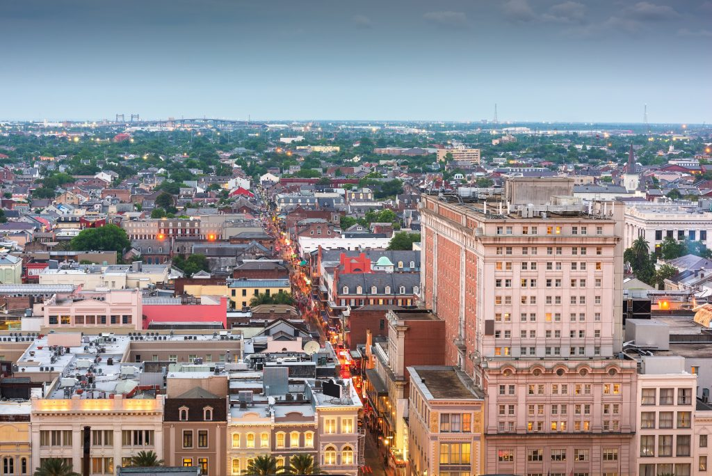 new orleans advertising agency