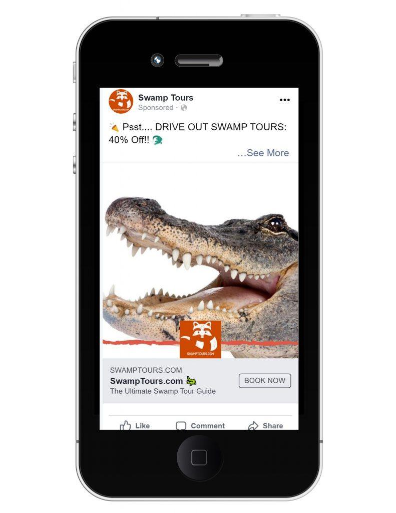 swamptours.com marketing