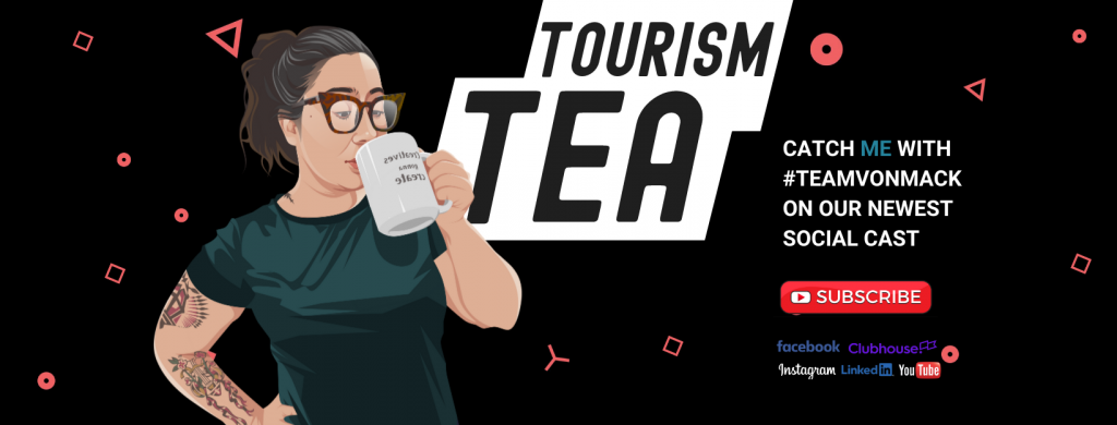 nancy landry the tourism tea