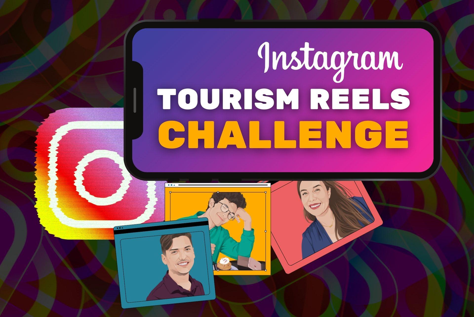 instagram reels for tourism